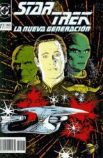 Star Trek: La nueva generación Vol.1 nº 7