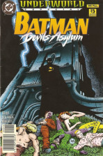 Batman: Devil's Asylum - Underworld Especial