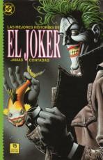 Las Mejores Historias de El Joker jamás contadas