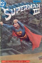 Superman III - Portada alternativa -