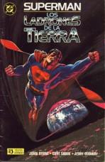 Superman: Los Ladrones de la Tierra