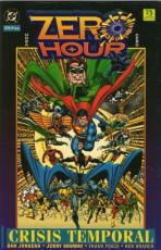 Zero Hour: Crisis Temporal