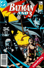 Batman: Año 3 Vol.1 - Completa -