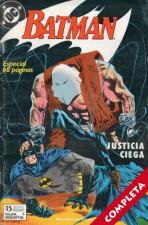 Batman: Justicia ciega Vol.1 - Completa -