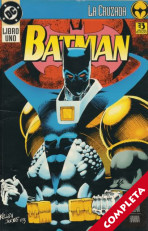 Batman: La Cruzada Vol.1 - Completa -
