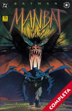 Batman: Manbat Vol.1 - Completa -