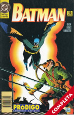 Batman: Pródigo Vol.1 - Completa -