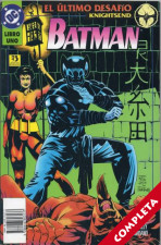 Batman: El Último Desafío, Knightsend Vol.1 - Completa -