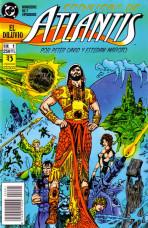 Crónicas de Atlantis Vol.1 nº 1