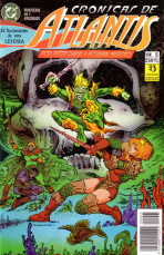 Crónicas de Atlantis Vol.1 nº 5