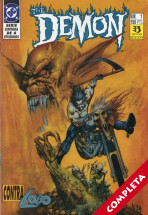 The Demon contra Lobo Vol.1 - Completa -