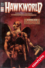 Hawkworld Vol.1 - Completa -