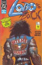 Lobo's Back Vol.1 nº 1