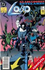 Lobo: Gladiadores Estelares Vol.1 - Completa -