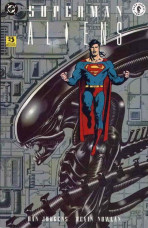 Superman / Aliens Vol.1 nº 1