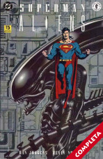 Superman / Aliens Vol.1 - Completa -