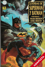 Leyendas de Superman y Batman Vol.1 - Completa -