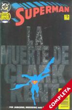 Superman: La muerte de Clark Kent Vol.1 - Completa -