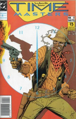 Time Masters Vol.1 nº 3