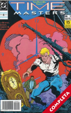 Time Masters Vol.1 - Completa -