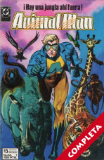 Animal Man Vol.1 - Completa -