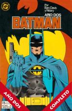 Batman: Año Dos - Completa -