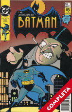 Las Aventuras de Batman Vol.1 - Completa -