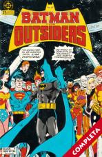 Batman y Los Outsiders Vol.1 - Completa -