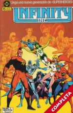 Infinity Inc. Vol.1 - Completa -