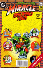 Mister Miracle Vol.1 - Completa -