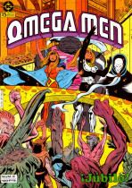 Omega Men Vol.1 nº 8