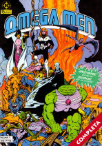 Omega Men Vol.1 - Completa -