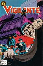 Vigilante Vol.1 nº 16