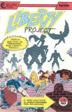 Liberty Project Vol.1 nº 3