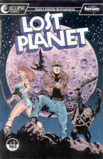 Lost Planet Vol.1 nº 1