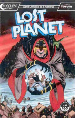 Lost Planet Vol.1 nº 4