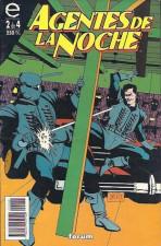 Agentes de la Noche Vol.1 nº 2