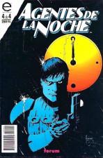 Agentes de la Noche Vol.1 nº 4