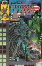 Epic Presents Vol.1 nº 3 - Marshal Law nº 3