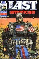 Epic Presents Vol.1 nº 9 - The Last American nº 1
