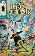 Epic Series Vol.1 nº 8 - The Bozz Chronicles nº 2