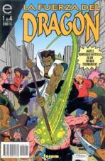 Fuerza del Dragón Vol.1 nº 1
