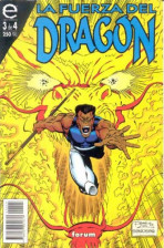 Fuerza del Dragón Vol.1 nº 3