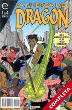 Fuerza del Dragón Vol.1 - Completa
