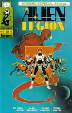 Alien Legión Vol.1 nº 1