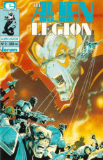 Alien Legión Vol.1 nº 2