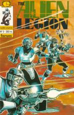 Alien Legión Vol.1 nº 3