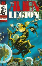 Alien Legión Vol.1 nº 6