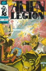 Alien Legión Vol.1 nº 7