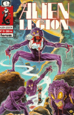 Alien Legión Vol.1 nº 10